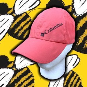 Columbia Coolhead Ball Cap In Pink